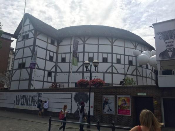 Shakespeare's Globe Londres - 1