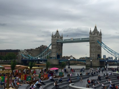 Tower Bridge Londres - 1