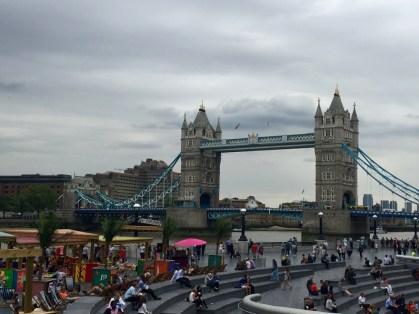 Tower Bridge Londres - 1