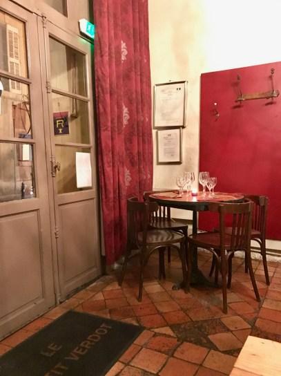Le Petit verdot Aix en Provence - 2