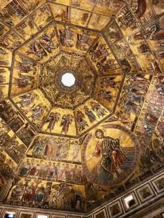 Baptistere San Giovanni Florence - 1