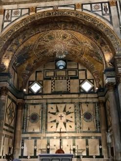 Baptistere San Giovanni Florence - 3