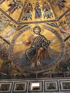 Baptistere San Giovanni Florence - 4