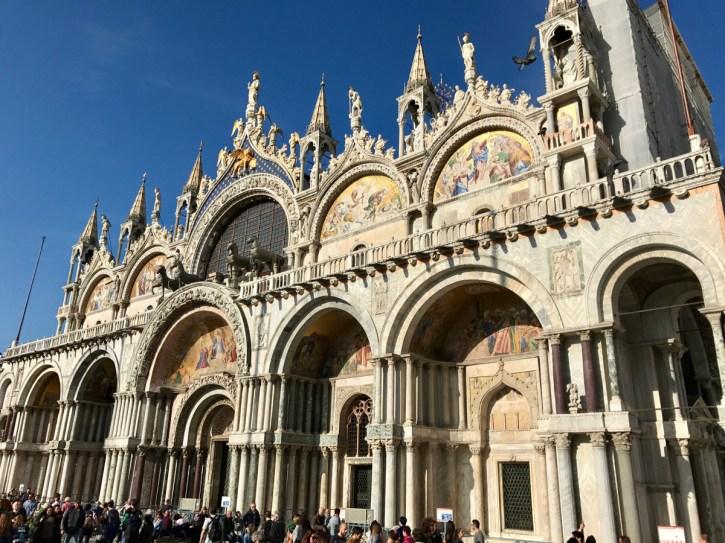 Basilique Saint Marc Venise - 1