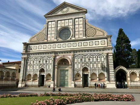 Basilique Santa Maria Novella Florence - 2