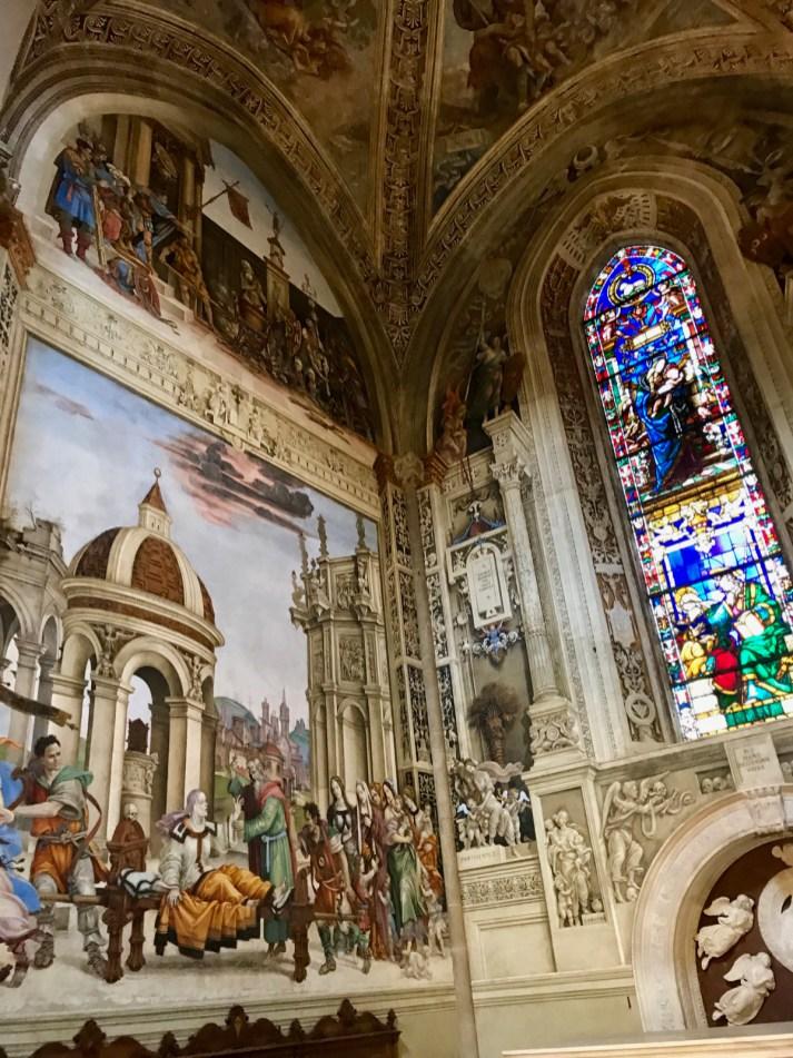 Basilique Santa Maria Novella Florence - 3