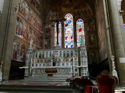 Basilique Santa Maria Novella Florence - 5