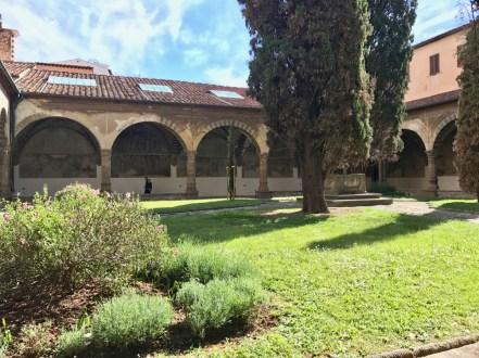 Basilique Santa Maria Novella Florence - 7