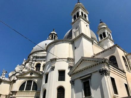 Basilique Santa Maria della Salute Venise - 1