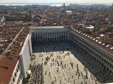 Campanile Saint Marc Venise - 4