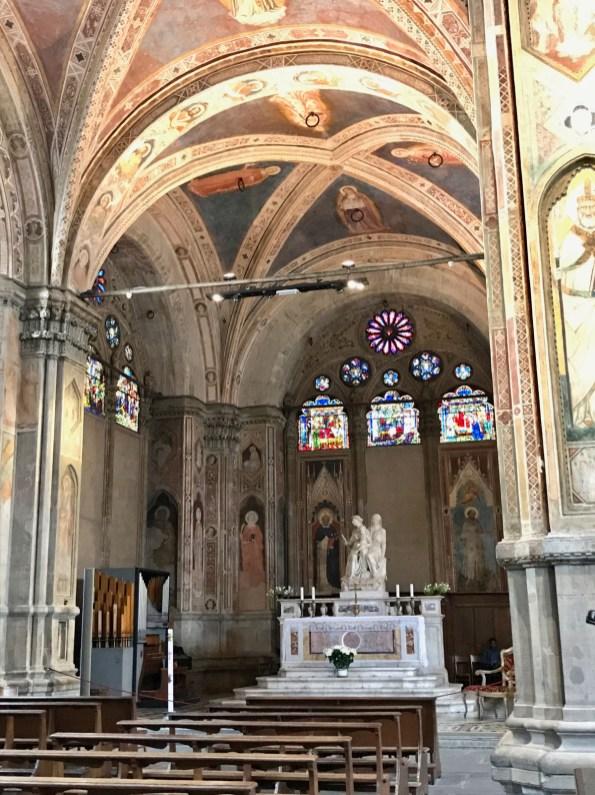 Eglise Orsanmichele Florence - 1