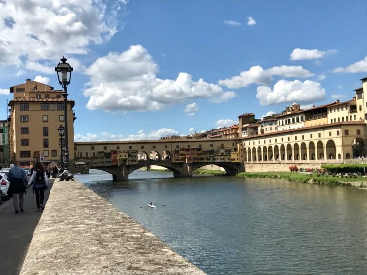 Ponte Vecchio Florence - 1