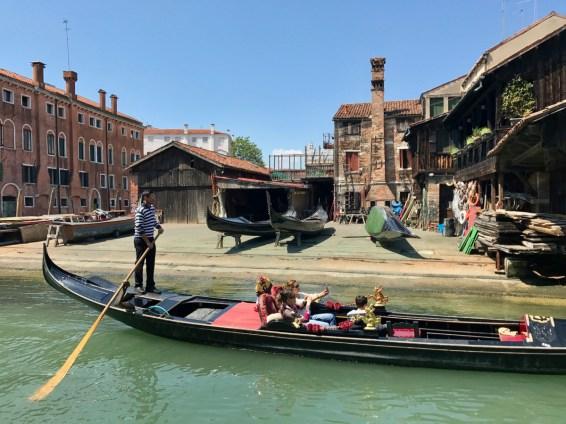 Squero di San Trovaso Venise - 2