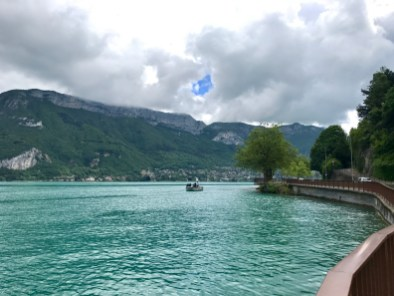 Lac Annecy Velo - 2