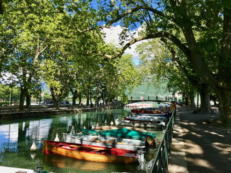 Pont des Amours Annecy - 2