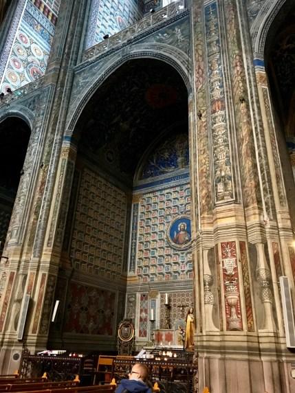 Cathedrale Sainte Cecile Albi - 1