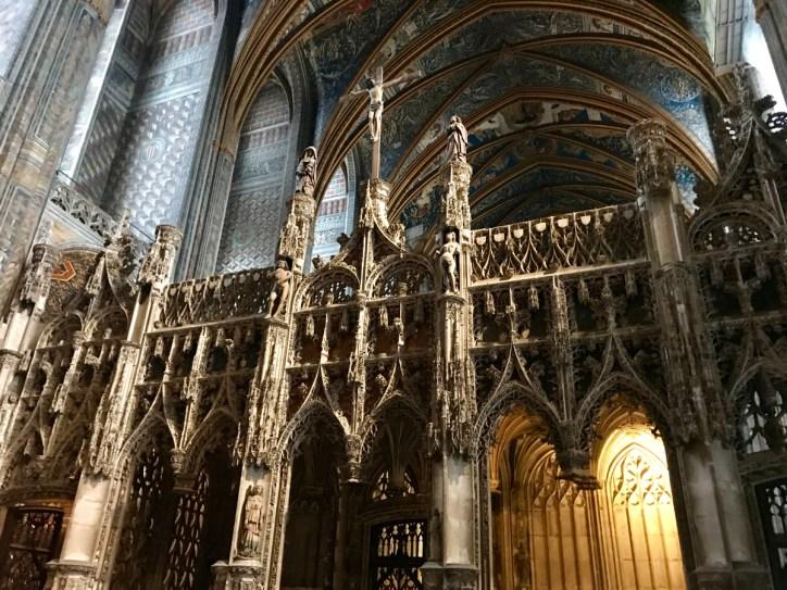 Cathedrale Sainte Cecile Albi - 7
