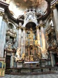Eglise Saint Nicolas Mala Strana Prague - 4