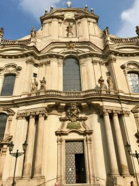 Eglise Saint Nicolas Mala Strana Prague - 9