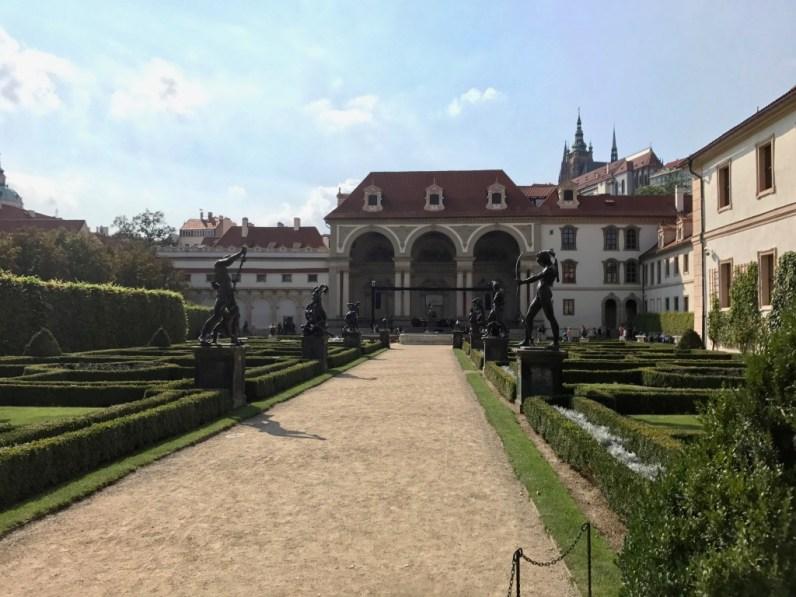 Jardins du Palais Wallenstein Prague - 2