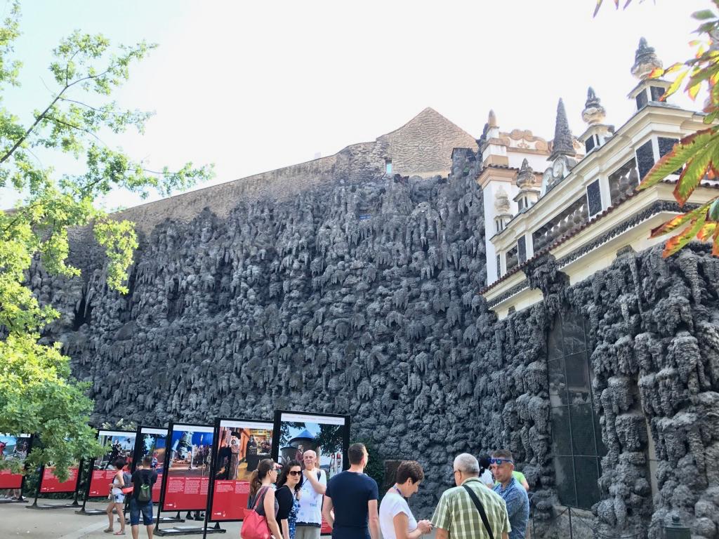 Jardins du Palais Wallenstein Prague - 3