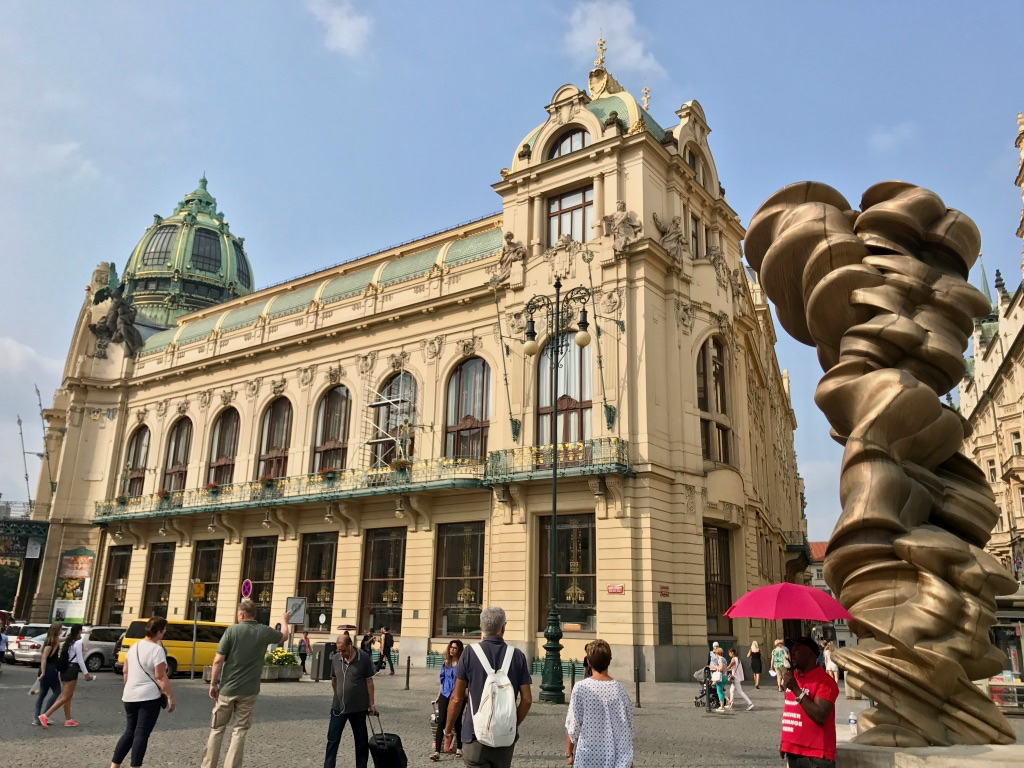 Prague en 4 jours : Vieille ville