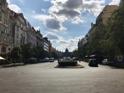 Place Venceslas Prague - 4