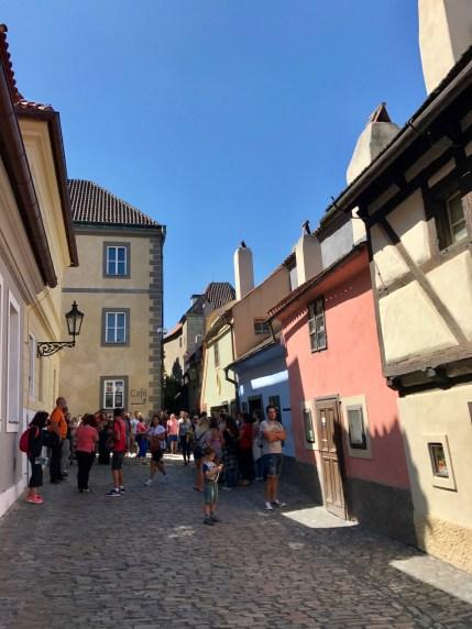 Ruelle d'Or Prague - 1
