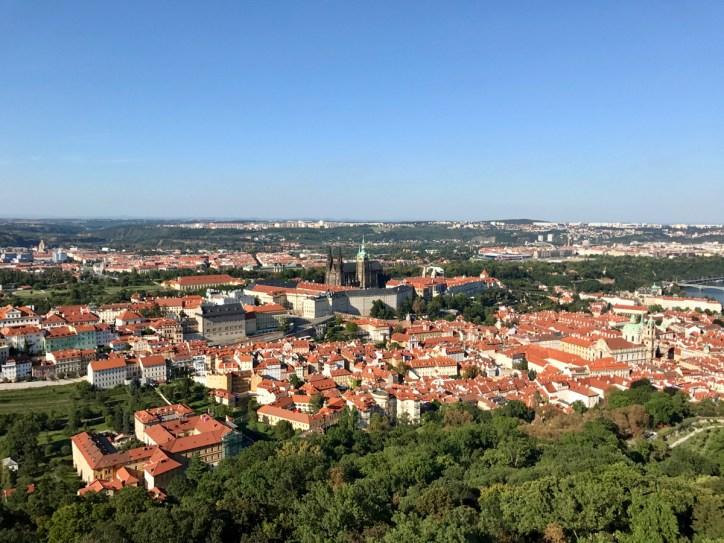 Tour de Petrin Prague - 5