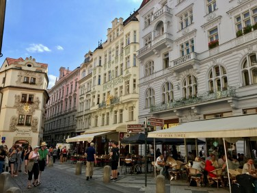Vieille ville Prague - 3