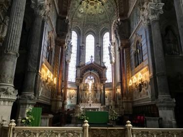 Basilique Fourviere Lyon - 5