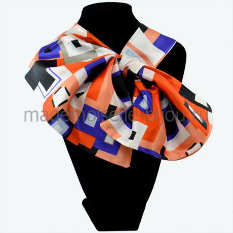 Французский платок с петлей