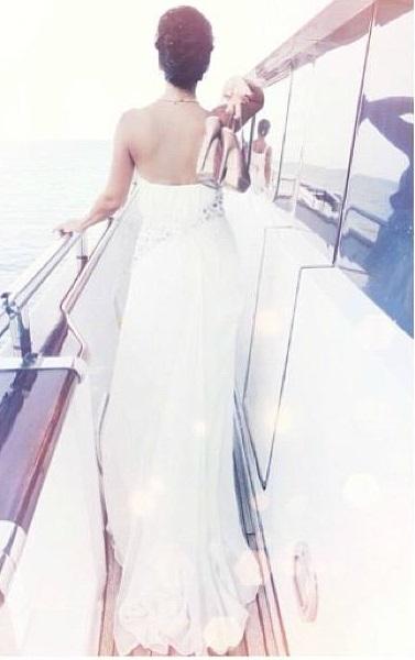 Hochzeit Schweiz Malaysia Schiff