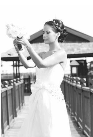 Hochzeit Malaysia Braut Shooting 1