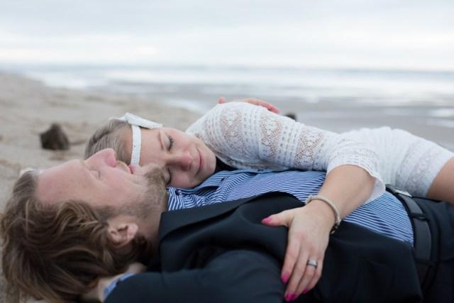 Hochzeit Sylt Strand Shooting