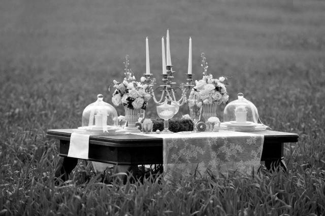 Tischdekoration Hochzeit CM Weddings