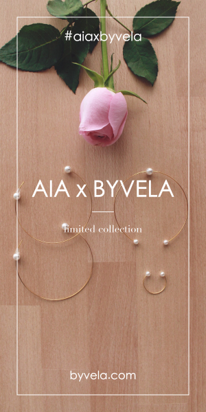 Shop AIA x BYVELA