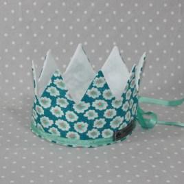 Je suis une princesse: couronne Princesse Petit Pan bleu