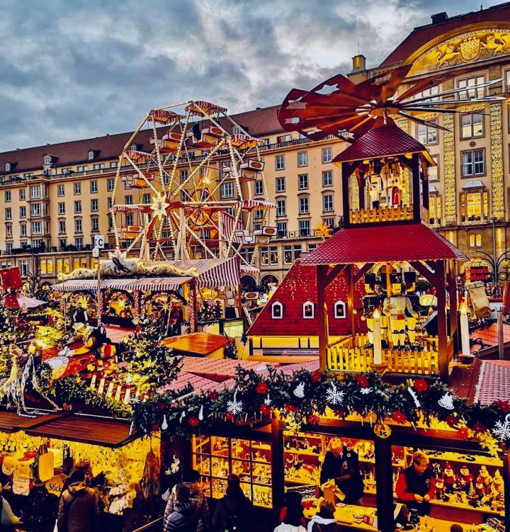 Strizelmarkt Dresda