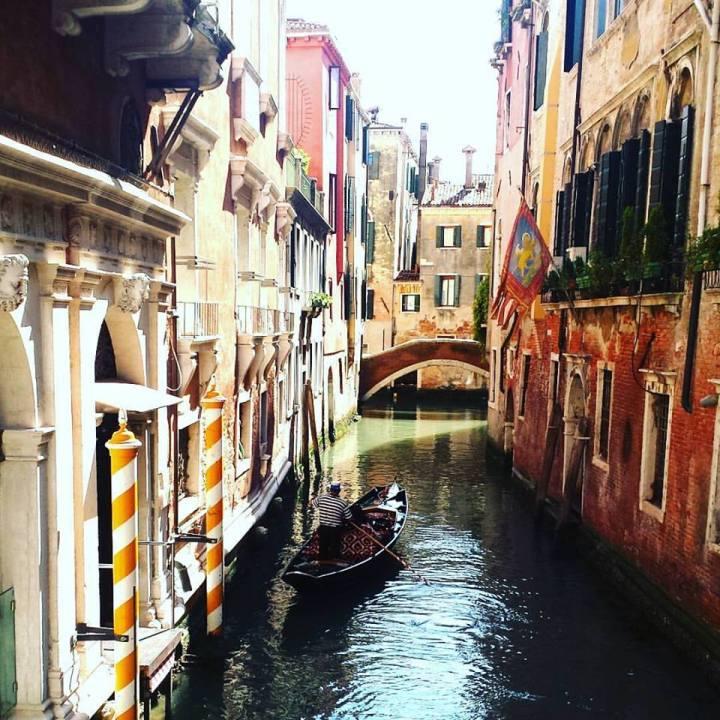 Venezia: andar per bacari