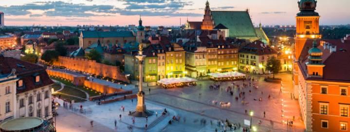 Visitare Varsavia: come organizzare il viaggio
