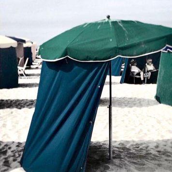 Deauville spiaggia