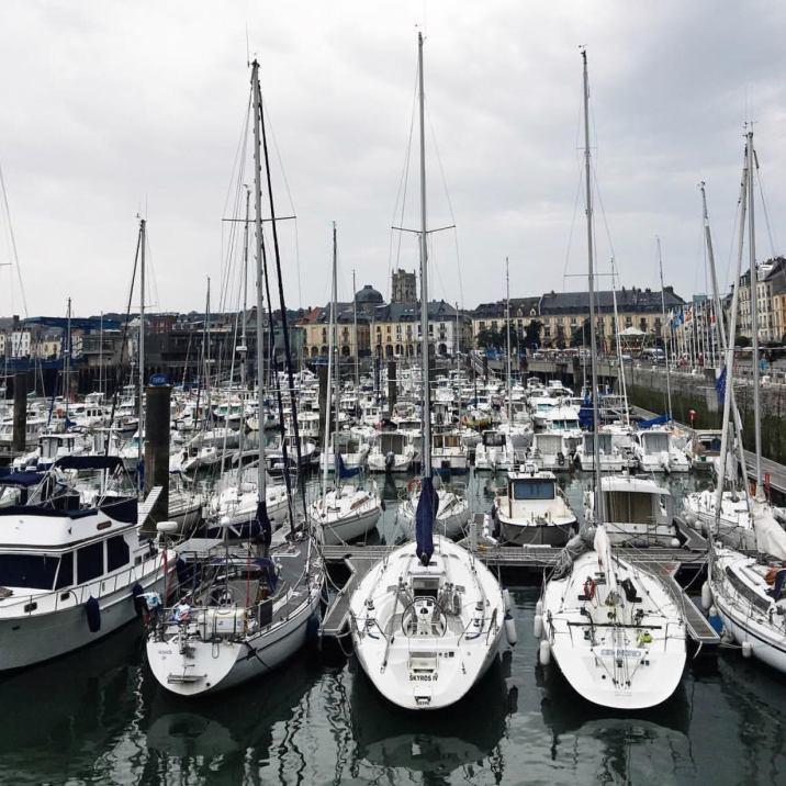 Porto turistico di Dieppe