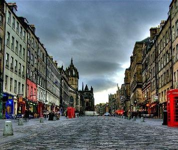 Edimburgo: Royal Mile