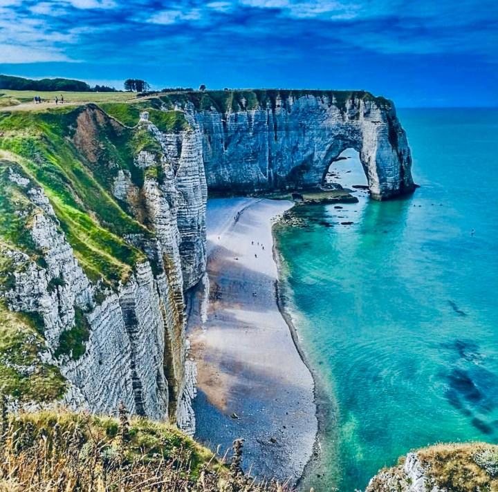 Normandia: i più bei villaggi della Costa d'Alabastro