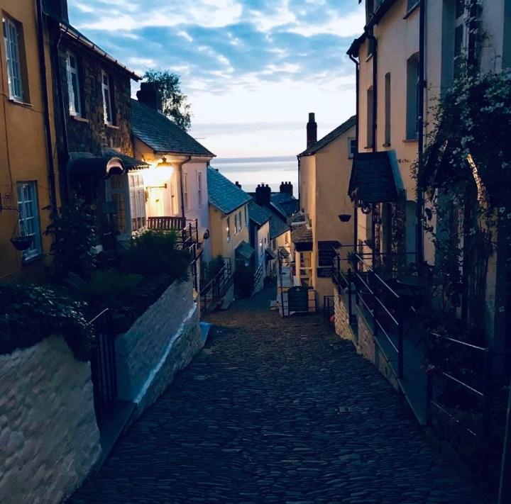 i più bei villaggi d'Inghilterra: Clovelly