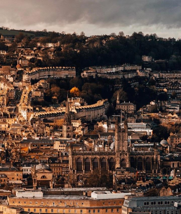 Due giorni a Bath: cosa vedere