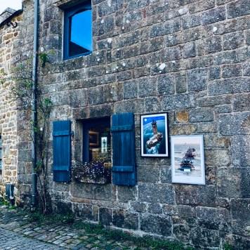Finistère Bretagna: Locronan