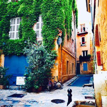 Provenza: Aix-en-Provence