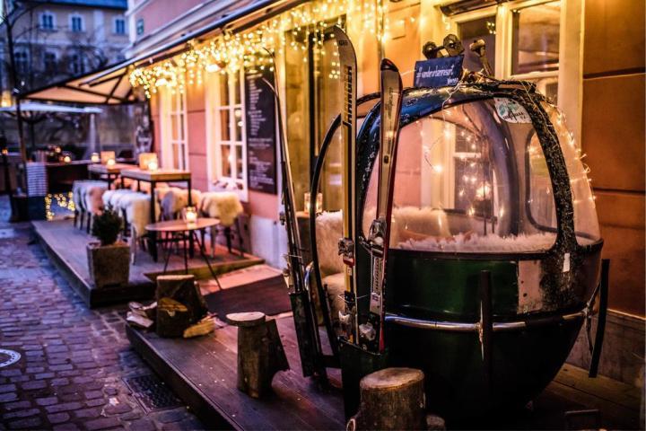 Dove mangiare e dormire a Lubiana